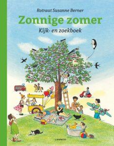 prentenboek zonnige zomer berner