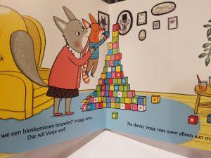 prentenboek vosje houdt heel veel van mama furlaud rosenberg