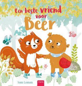 prentenboek een beste vriend voor beer loman