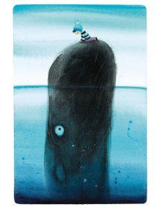 prentenboek de jongen en de walvis faas