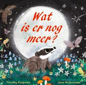 prentenboek wat is er nog meer? Knapman Macguinness