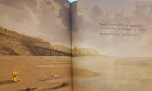 prentenboek de zee zag het percival