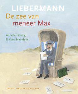 prentenboek liebermann de zee van meneer max meinderts fienieg