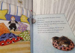 prentenboek naar de wolven anna woltz ingrid dieter schubert