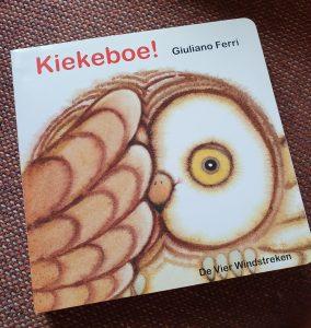 prentenboek kiekeboe! Ferri
