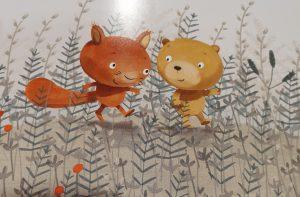 prentenboek waar gaat beer naartoe? diederen janssen