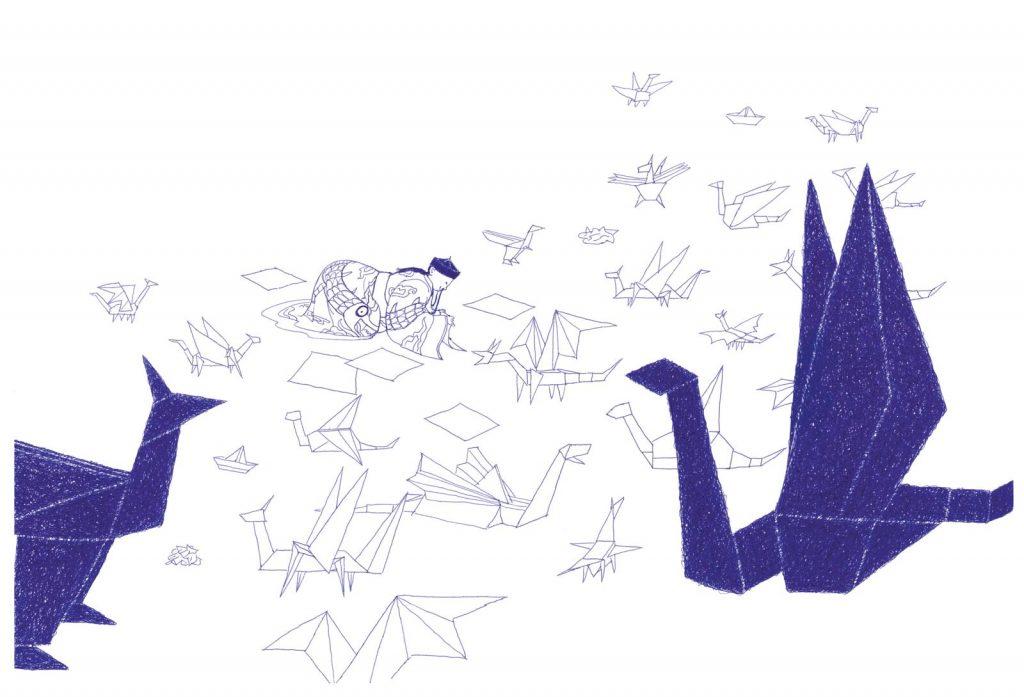 prentenboek De dag waarop de draak verdween Annemarie van Haeringen