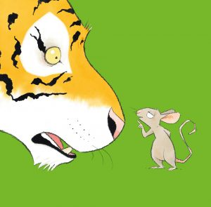 prentenboek Ik ben een tijger Karl Newson en Ross Collin