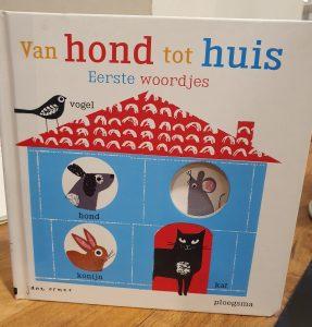 prentenboek Van hond tot huis Jane Ormes