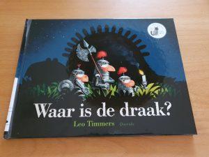 prentenboek Waar is de draak? Leo Timmers