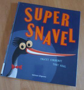 prentenboek Super Snavel Tracey Corderoy Tony Neal