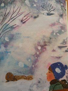 prentenboek Teddybeer Flora Daisy Mrázková