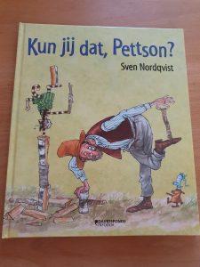 prentenboek Kun jij dat Pettson? Sven Nordqvist