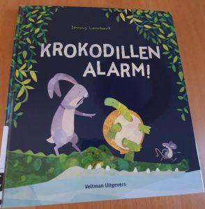 prentenboek Krokodillen-alarm! Jonny Lambert