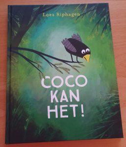 prentenboek Coco kan het! Loes Riphagen