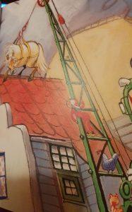 prentenboek Boer Boris Een paard voor Sinterklaas Ted van Lieshout Philip Hopman