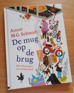 prentenboek De mug op de brug Annie M.G. Schmidt Noëlle Smit
