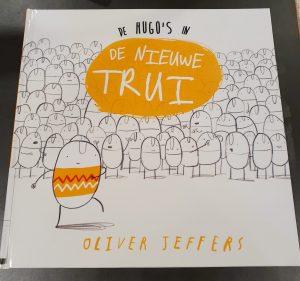 prentenboek De Hugo's in De nieuwe trui  Oliver Jeffers