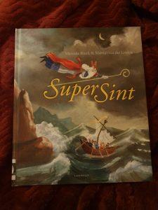 prentenboek Supersint Maranke Rinck Martijn van der Linden