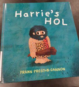 prentenboek Harrie's hol Fran Preston-Gannon