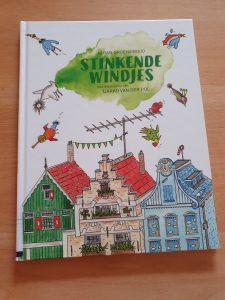 prentenboek Stinkende windjes Afran Groenewoud Tjarko van der Pol