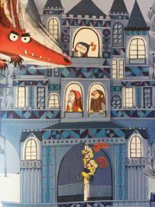 prentenboek Deze ridder zegt nee Lucy Rowland en Kate Hindley