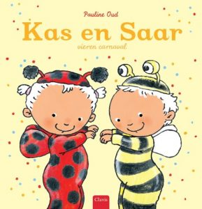 prentenboek Kas en Saar vieren carnaval Pauline Oud