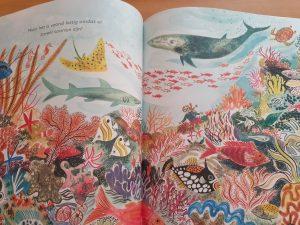 prentenboek Samen sterk voor onze aarde Nicola Davies Emily Sutton