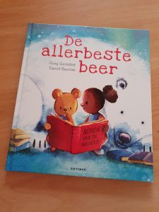 prentenboek De allerbeste beer - Greg Gormley en David Barrow