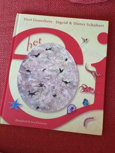 prentenboek Het ei Diet Groothuis en Ingrid Dieter Schubert