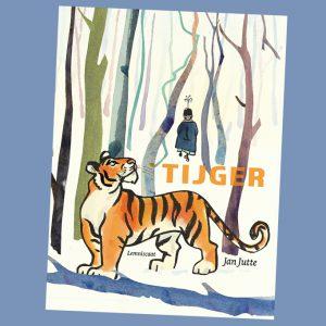 prentenboek tijger jan jutte