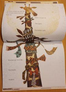 prentenboek Een giraf met een probleem Jory John Lane Smith