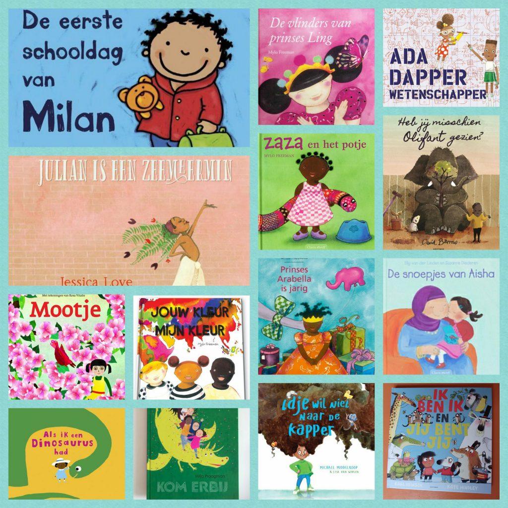 diversiteit in prentenboeken