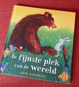 prentenboek De fijnste plek van de wereld Petr Horàček