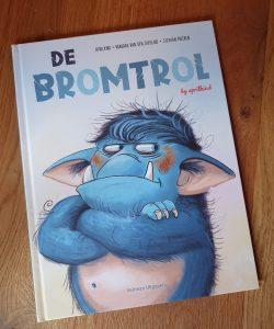 prentenboek De Bromtrol Aprilkind Barbara van den Speulhof Stephan Pricken