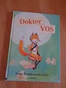 prentenboek Dokter Vos Daan Remmerts de Vries
