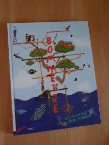 prentenboek Bommetje Sacha Cotter Josh Morgan