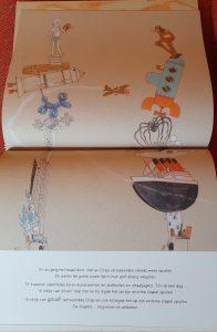 prentenboek Oet en Drap, een verhaal over holbewoners Alastair Chisholm David Roberts