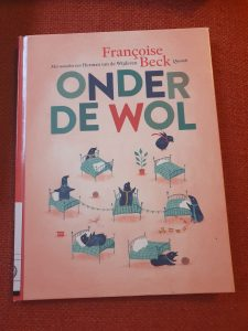 prentenboek Onder de wol - Françoise Beck Herman van de Wijdeven