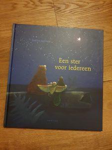prentenboek Een ster voor iedereen Evelien Jagtman