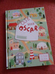 prentenboek Post voor Oscar zoekboek Lisa Manuels