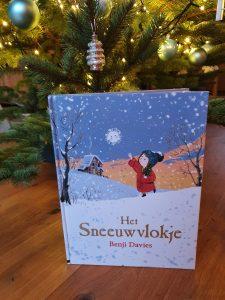 prentenboek Het sneeuwvlokje Benji Davies