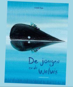prentenboek de jongen en de walvis Linde Faas