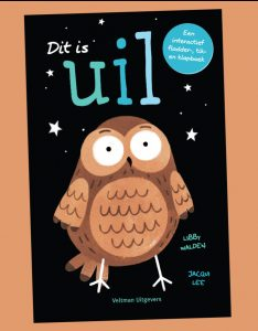prentenboek Dit is uil Libby Walden Jacqui Lee