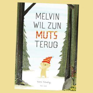 prentenboek Melvin wil zijn muts terug Vern Kousky