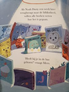 prentenboek Het boek zonder verhaal - Carolina Rabei