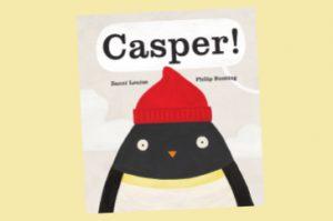 prentenboek Casper! Zanni Louise en Philip Bunting