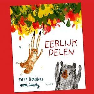 prentenboek Eerlijk delen - Pippa Goodhart & Anna Doherty