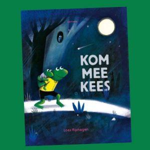 prentenboek Kom mee Kees Loes Riphagen