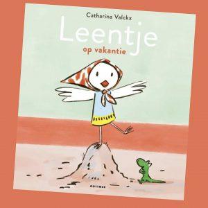 prentenboek Leentje op vakantie Catharina Valckx